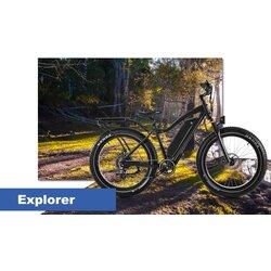 HD Explorer Fat tire E-MTB