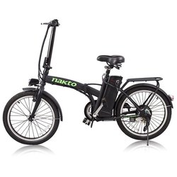 Nakto E-Bikes Fashion 20 Folding E-Bike