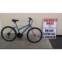 Mojave Gulch ST Mtb Med Teal/Pink (used)