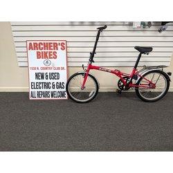 Dahon Boardwalk Folding Bike (used)