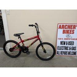 Huffy Uproar Kid Bike Red 20