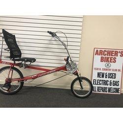 Cycle Genius Recumbent (used)