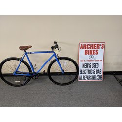 SE Bikes Draft Fixie (used)