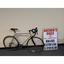Nashbar Road Bike Silver (used)
