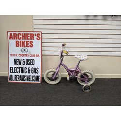 Raleigh Cupcake Kids Bike (used)