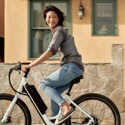 Aventon Pace 350 Step-Through Urban Cruiser E-Bike