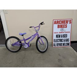 Specialized Hotrock Kids Bike Purple 17.5