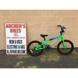Haro Shredder BMX Green 18