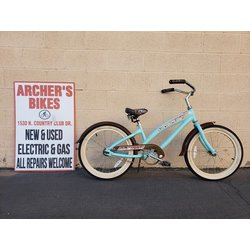 Nirve Suzy-Q Kids Beach Cruiser 20 (used)