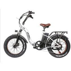 Nakto Folding OX Fat Tire E-Bike