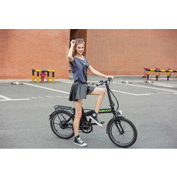 Nakto E-Bikes Fashion 20 Folding E-Bike