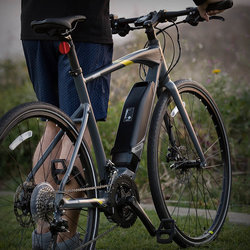 Yamaha Cross Core E-Bike