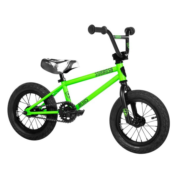 "Subrosa Altus 12"" Color: Satin Neon Green"