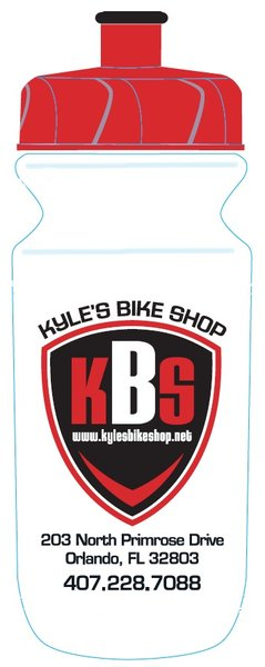 Seacoast Bottles KBS Water Bottle