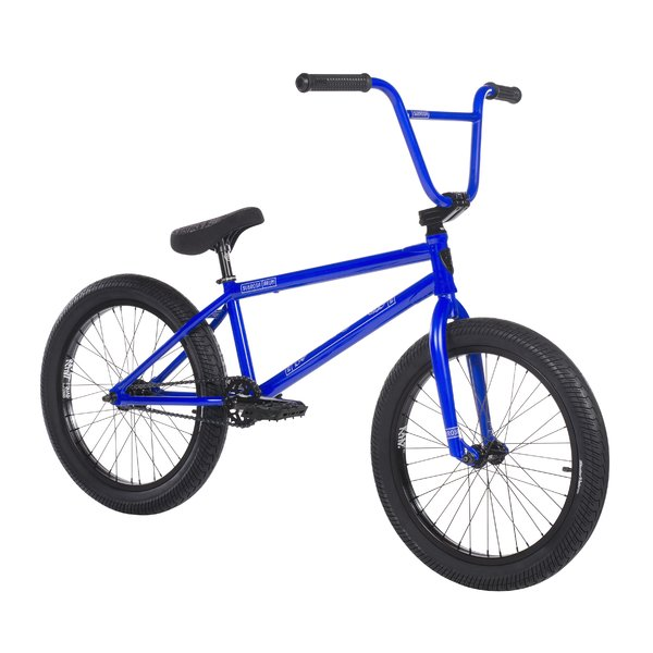 Subrosa Arum Color: Gloss Electric Blue