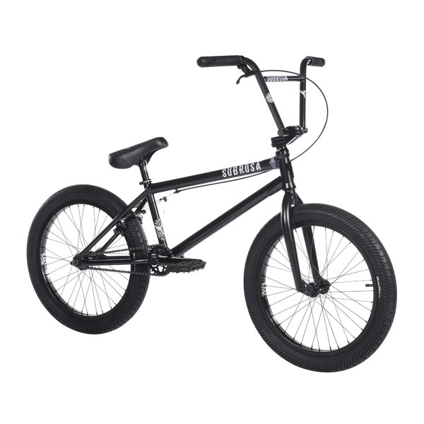 Subrosa Salvador Color: Satin Black