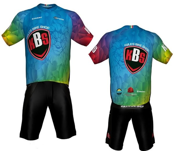 Veneto KBS Mountain Bike Kit