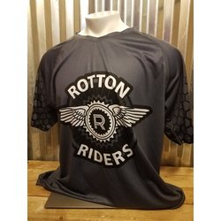 Wonderful Outdoor Sports Rotton Riders MTB Jersey Short Sleave