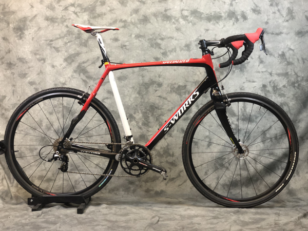 Specialized S-Works TriCross Carbon 61 Blk/Red