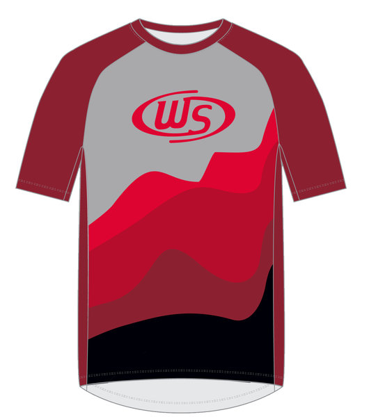 Wheel Sport Men's MTB Jersey