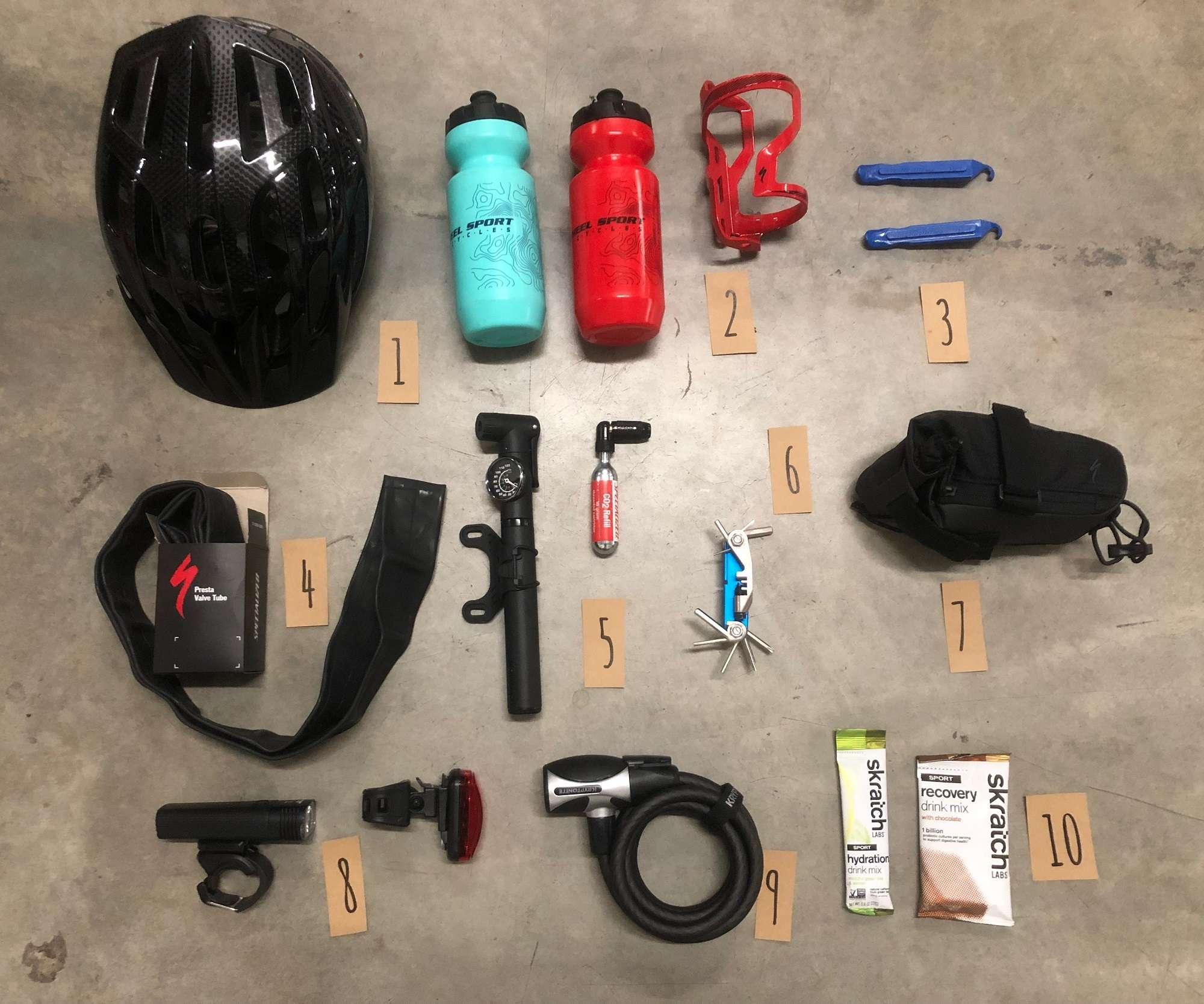 10 Cycling Essentials - Wheel Sport Bicycles | Spokane, WA