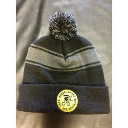 Wheel Sport Vintage Pom Beanie, Guy