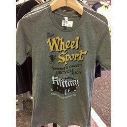 Wheel Sport Vintage T-Shirt