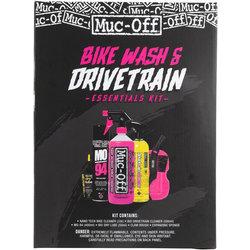 Muc-Off Bike Care Kit: Wash and Drivetrain Essentials