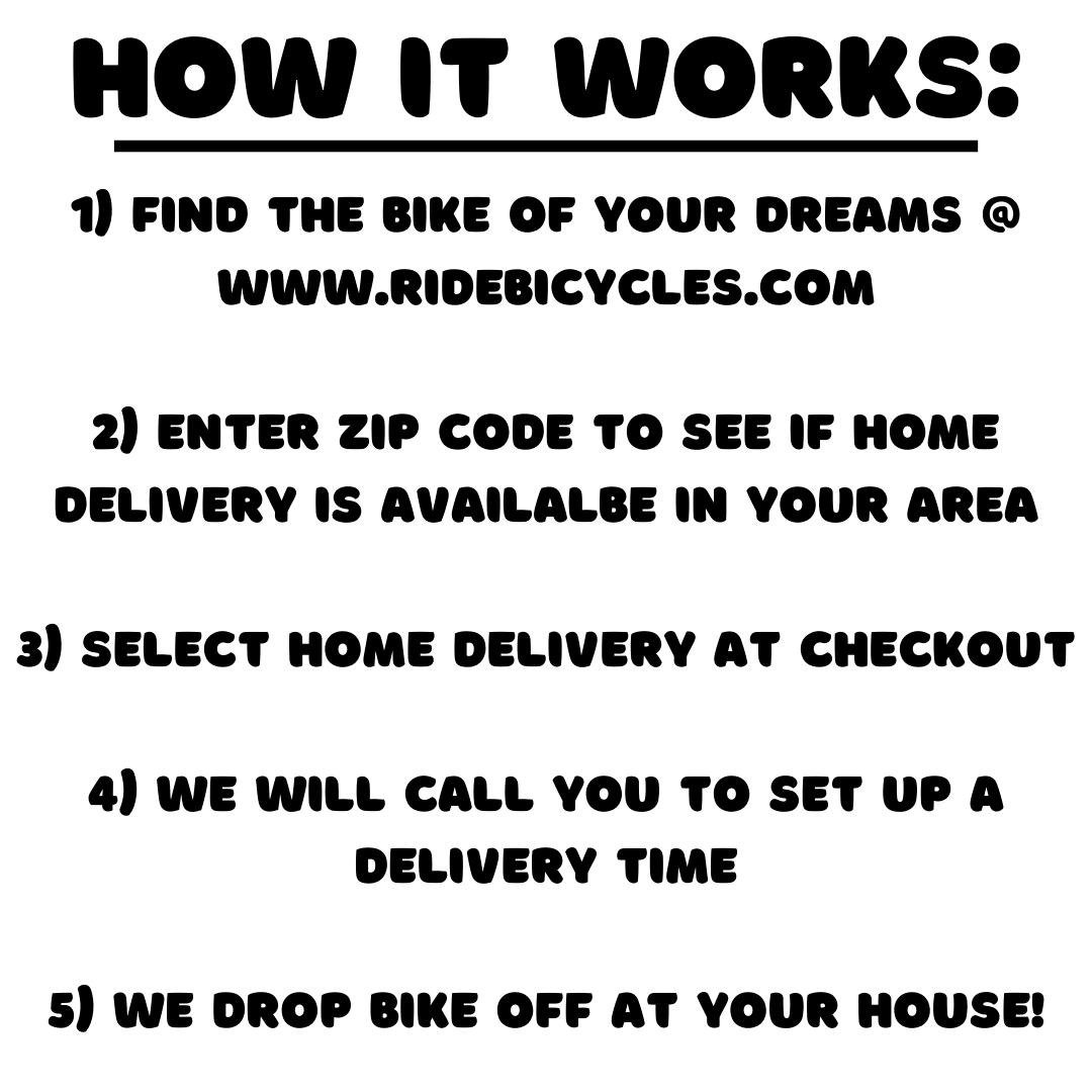 How home delivery works