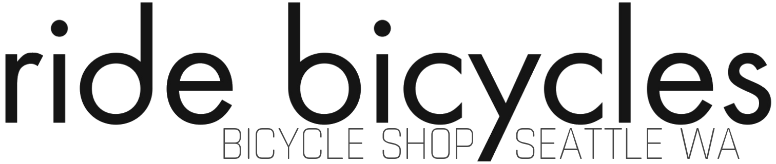 Ride Bicycles Logo
