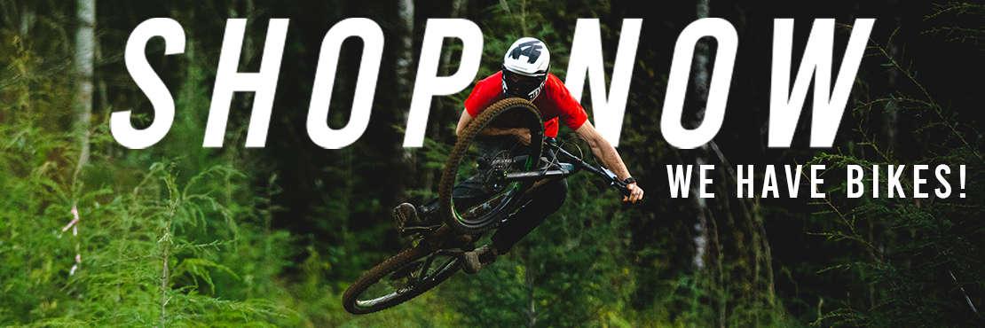 Shop Now | We Have Bikes!