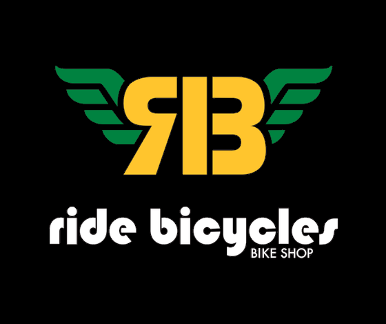 Ride Bicycles logo - link home page
