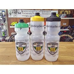 Ride Bicycles Shop Water Bottle