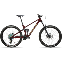Norco 2020 Sight C Medium 27 AXS Rox Shox Red/Copper