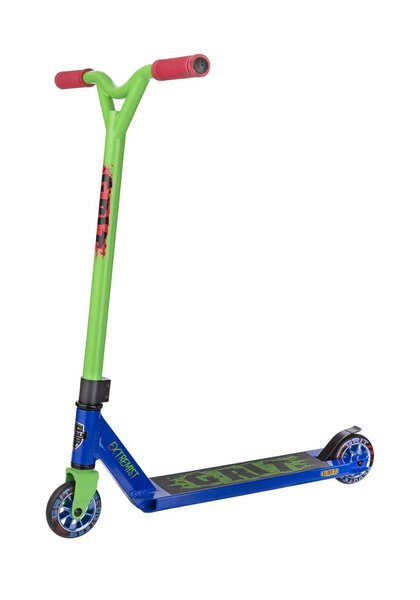Grit Pro Scooters Extremist Color: Blue/Green
