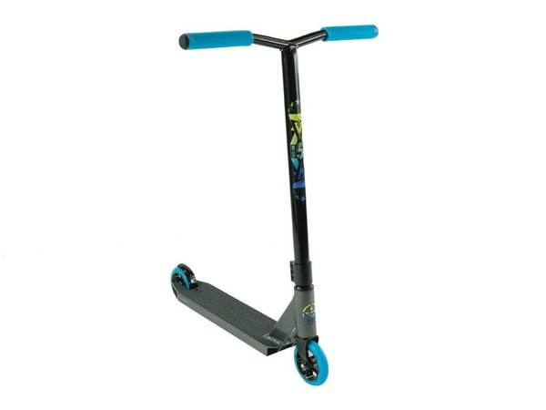 5Starr Pro Scooters Sector 5 Scooter Color: Graphite/Blue