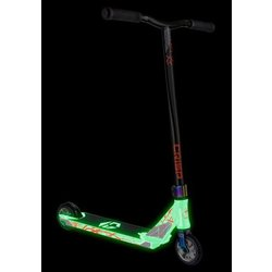Crisp Pro Scooters Inception Pro Glow In The Dark Scooter