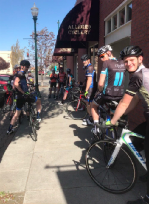 Group Rides at Allegro Cyclery