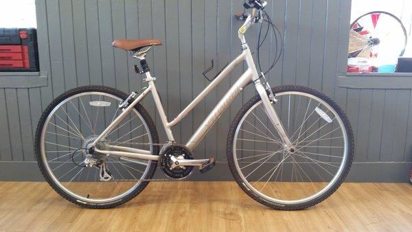 Bike Tech Usedbike Specialized Crossroad Spt ST Ti/Blk MD