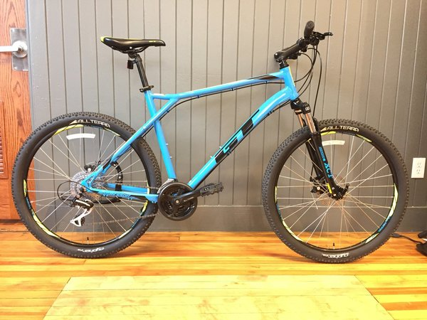 Bike Tech Usedbike GT Aggressor Pro Lt. Blue XL
