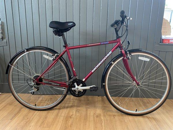 """Bike Tech Usedbike Mongoose Crossway 250 17"""""""