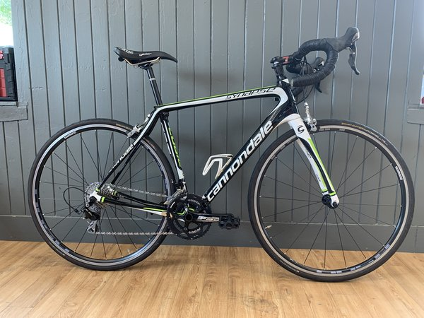 Bike Tech Usedbike Cannondale Synapse Carbon 6, 54cm