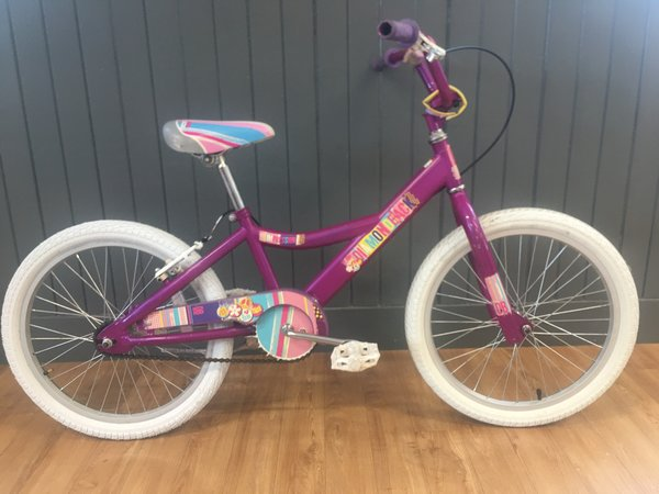 "Bike Tech Usedbike Diamondback Impression Girls 20"" Plum"