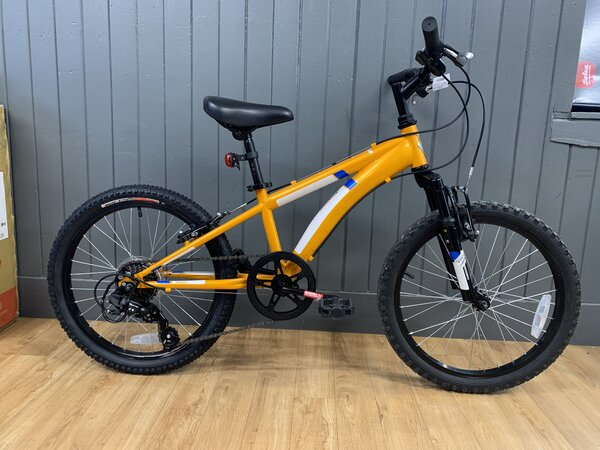 "Bike Tech Usedbike Diamondback Cobra 20"" Orange"