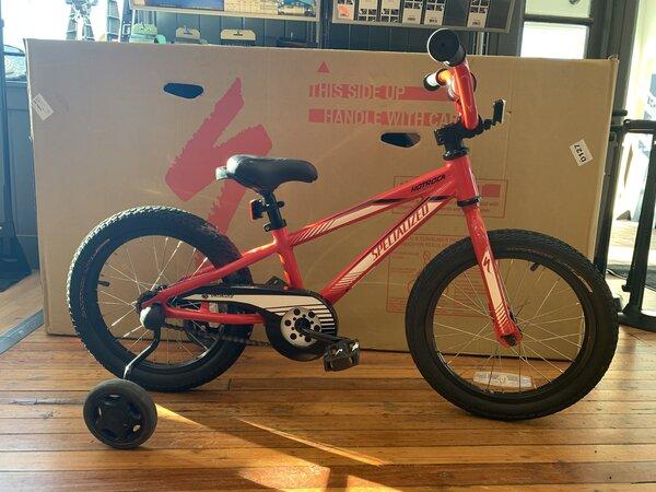 Specialized Usedbike Specialized Hotrock 16 Red/Wht