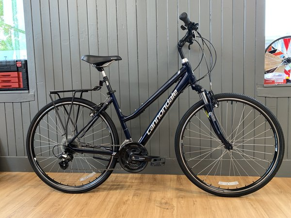 Bike Tech Usedbike Cannondale Adventure 2 ST Dk Blue