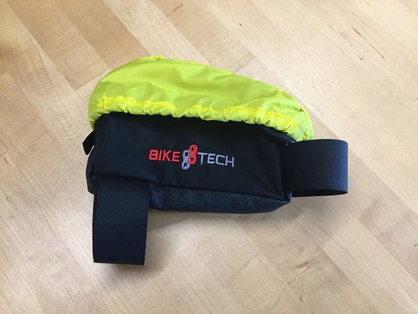 Bike Tech Jandd Stem Bag Zippered Large w/MudFlap