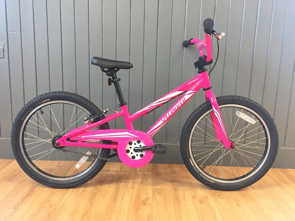 Bike Tech Usedbike Specialized Hotrock CB Pnk Girls 20""