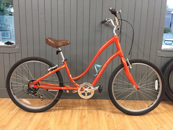 Bike Tech Usedbike Trek Pure ST 14' Orange