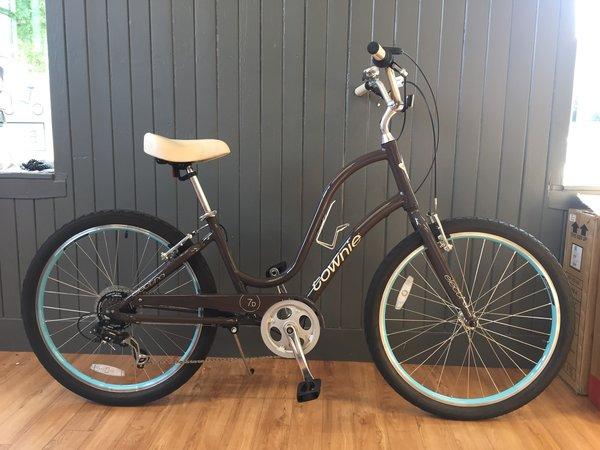 Bike Tech Usedbike Electra Townie 7d ST Brn